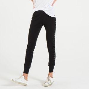 n:Philanthrophy Joss Studded Pants in Black